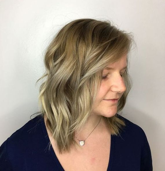 Top 50 Amazing Haircuts for Round Faces – Hair Adv…
