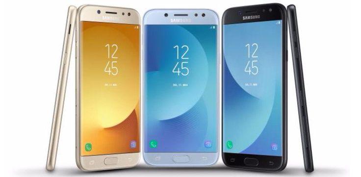 Samsung anuncia nova família Galaxy J (2017); conheça os aparelhos - https://www.showmetech.com.br/samsung-anuncia-galaxy-j-2017-j3-j5-e-j7/