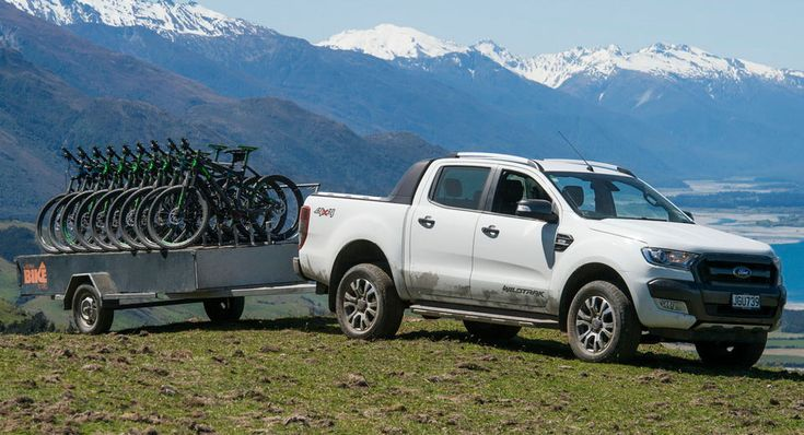 Ford Ranger Set To Join F-150 Raptor In China From 2018