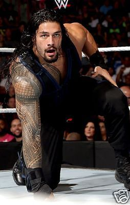 Joe Anoa'i (Roman Reigns of the WWE) as Xavier Cold (Phenomenal X) (Hard Knocks #1) by Michelle Valentine