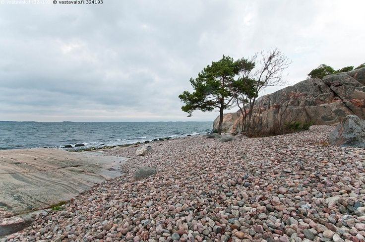 Kivikko - Hanko Kråkhamnsudden