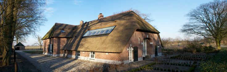 Reitsema & Partners Arkitekter - thatched roof - window