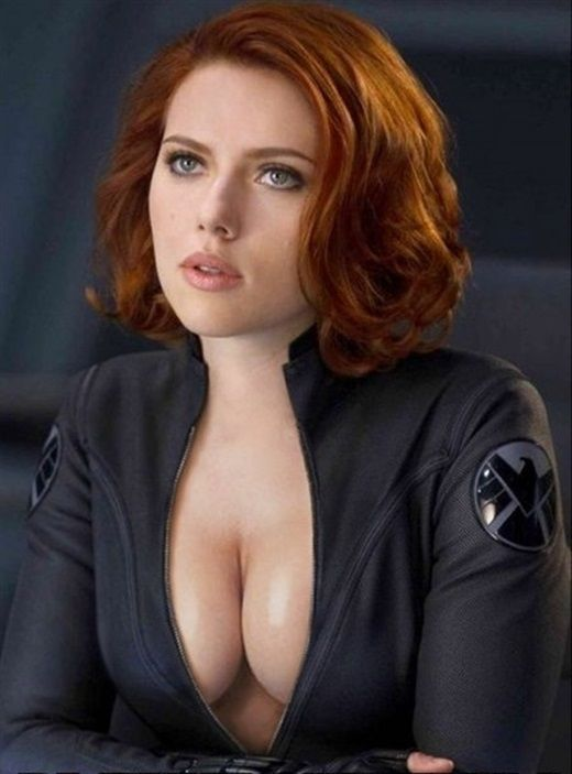 Scarlett Johansson ♠ A Picture Of Pure Beauty ♠