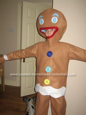gingerbread man costume - Bing Images
