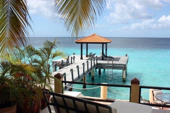 Villa Eco hotel Bonaire green travel tips Bonaire