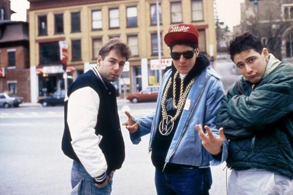 Mantan Moreland, a popular actor in Charlie Chaplin's movies, is behind one of the most famous Beastie Boys' samples ever.