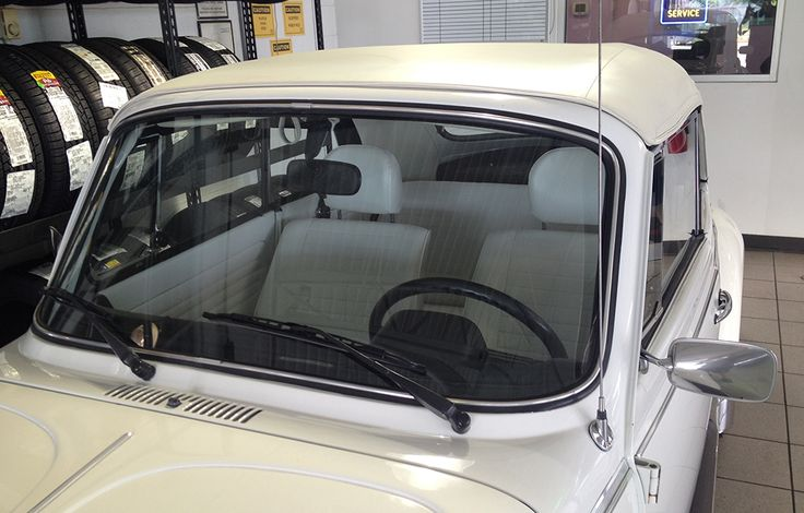 The Triple White Convertible was available for the regular sales prize in model year 1979 (6800$) and 1980 (7140$). The last ever built VW Beetle Convertible in January 1980 was a Triple White....