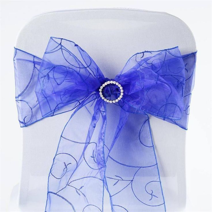 294 Best Chair Ties And Sashes For Your Weddings Events Celebrations Images On Pinterest Decorated Chairs Wedding
