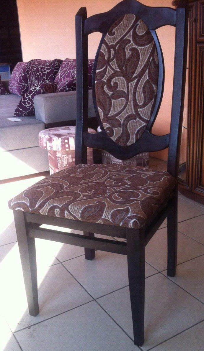 деревянный стул Мадрид мягкая спинка и сидушка мягкое сидение обивка ткань натуральное дерево деревянные стулья из дерева цена грн бесплатная доставка недорого по украине 4ugla.com.ua