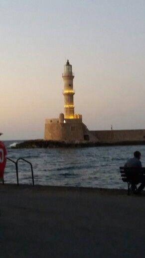 Channa Crete