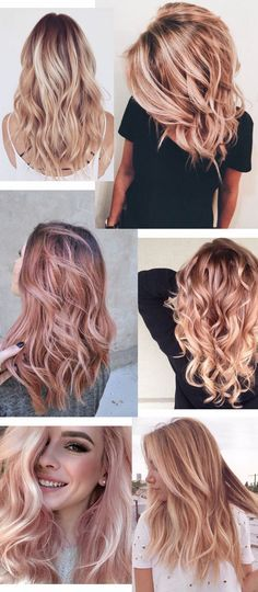 Rose Gold nos cabelos | My Lifestyle