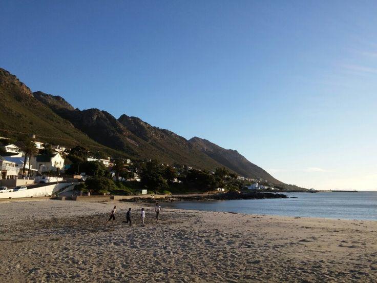 Gordons Bay in Western Cape