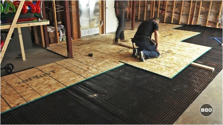 Best 25 basement subfloor ideas on pinterest waterproof - How to replace subfloor in bathroom ...