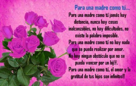 Frases Referidas Al Dia De La Madre | Frases Cristianas De Amor
