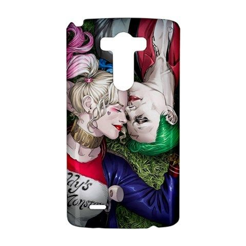 Harley Quinn Joker Suicide Squad LG G3 INTERNATIONAL Case  Cover