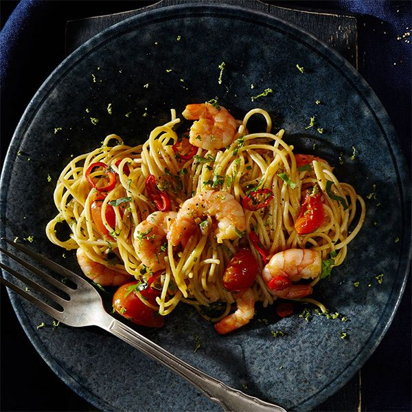 Enjoy our easy to follow Chilli Prawn Pasta recipe or browse our other Italian recipes. Visit your nearest Lidl to pick up all the ingredients.