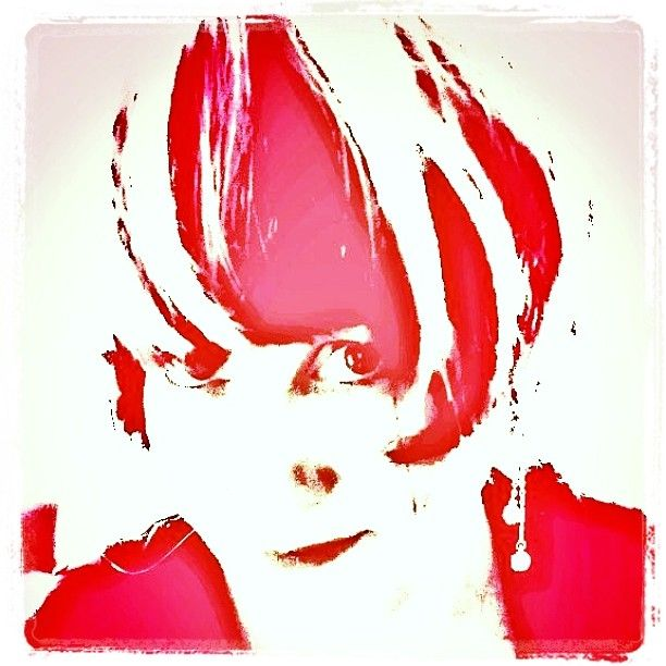 From 1920s to 1960s #pale #red #selfportraitsz #popart #poptaidetta