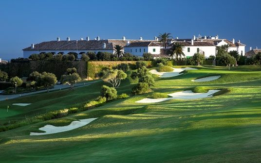 Finca Cortesin Golf Club. Casares, Malaga, Spain