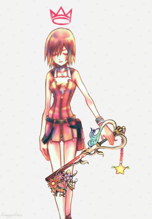Kairi, Kingdom Hearts