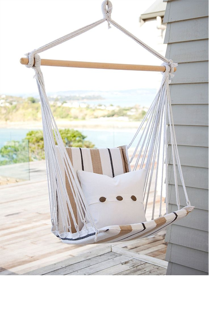 Outdoor hammock bed with cover - I Want One Of These In Our Spare Bedroom Ezibuy Outdoors Hammock Chair Ezibuy New Zealand