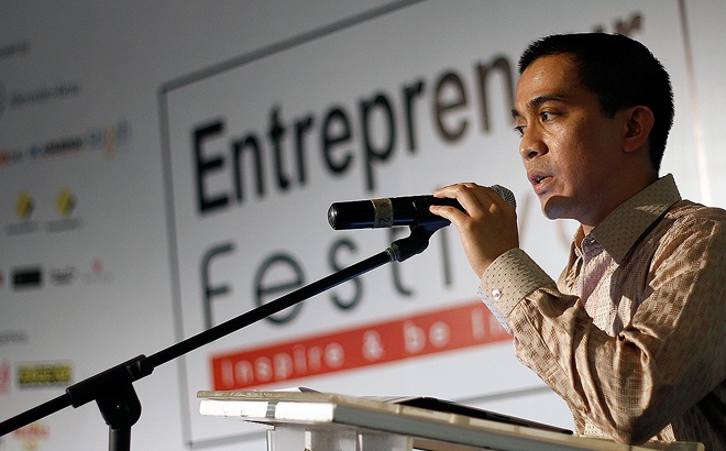 Dolly Lesmana - The Initiator of Entrepreneur Festival