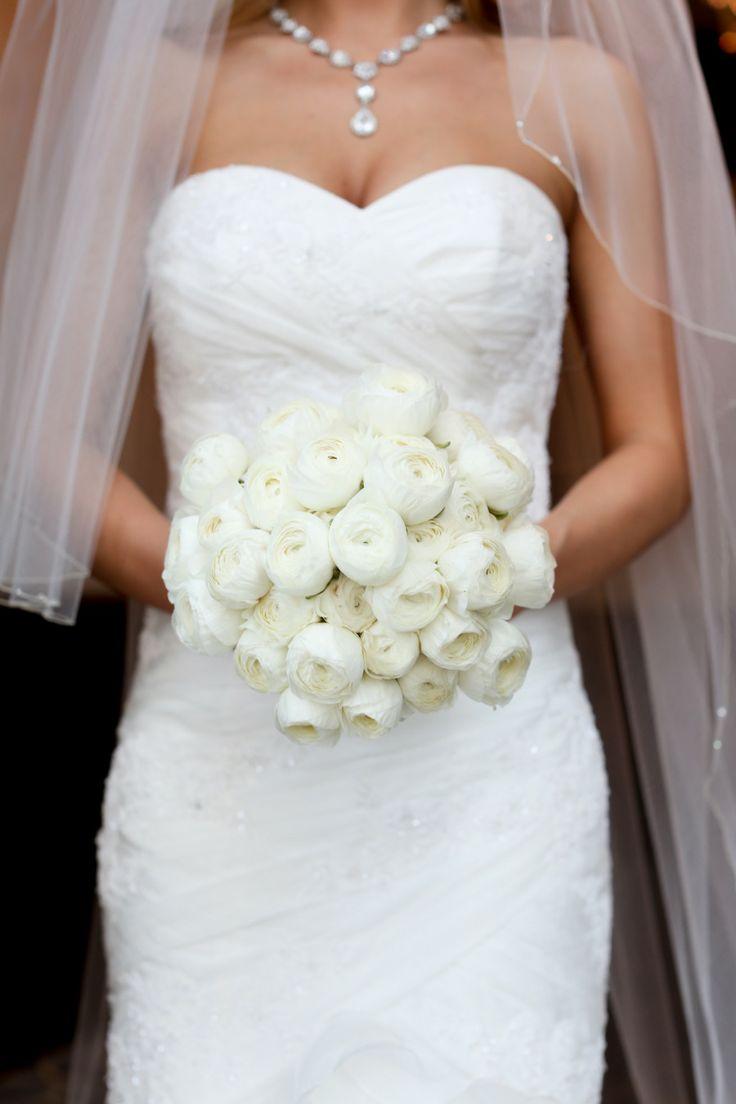 White Garden Rose Bouquet 214 best ranunculus arrangements images on pinterest | marriage