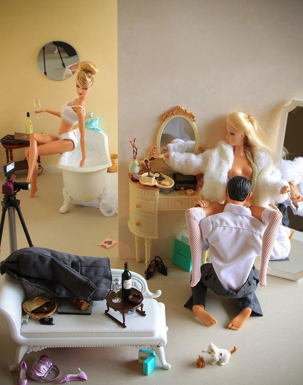 Top 20 Twisted Barbie Pictures - Sarcastic Charm