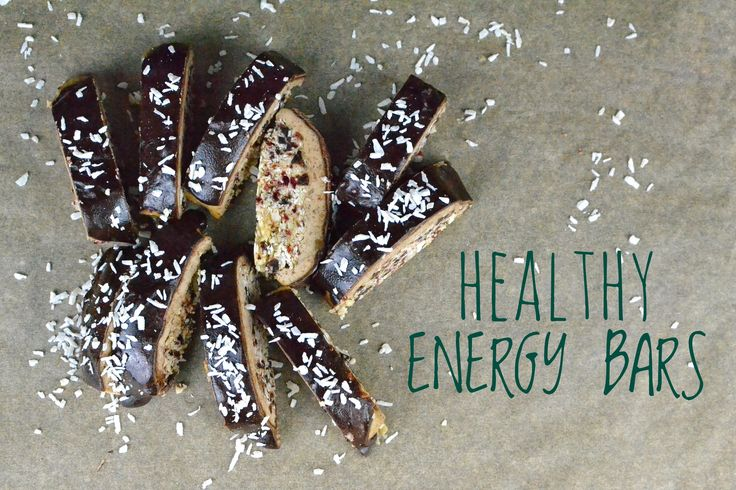 who can resist them! I'm absolutely in love with these bars as they're 100% vegan, made with healthy ingredients and super lush! I love to have on of these after dinner every now and then! :) - HEALTHY ENERGY BARS