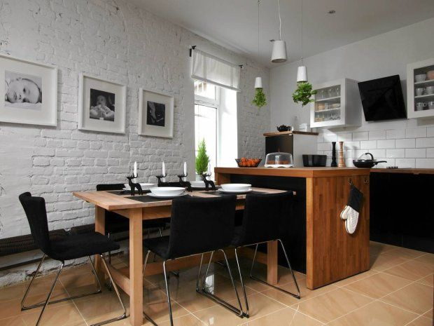51 best cuisine images on Pinterest Kitchens, Open floorplan