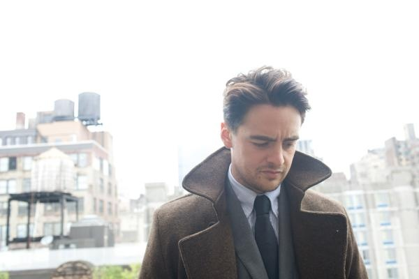 """Vincent Piazza from """"Boardwalk Empire.""""  As seen in Paper Magazine.  Photographed by Andrea Chu"""