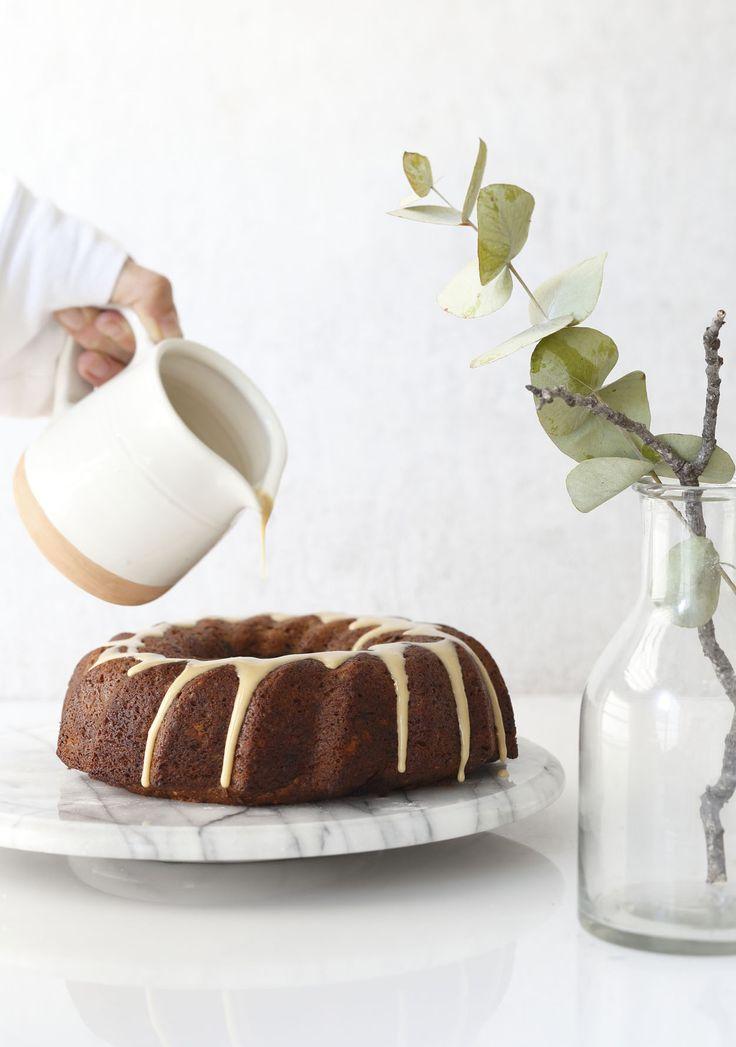 banana coffee cake