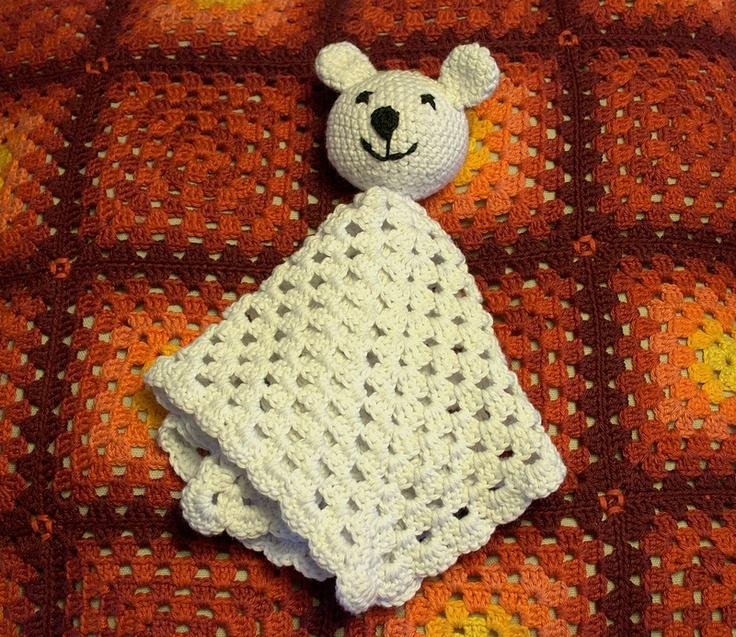 knuffeldoekje, ijsbeer