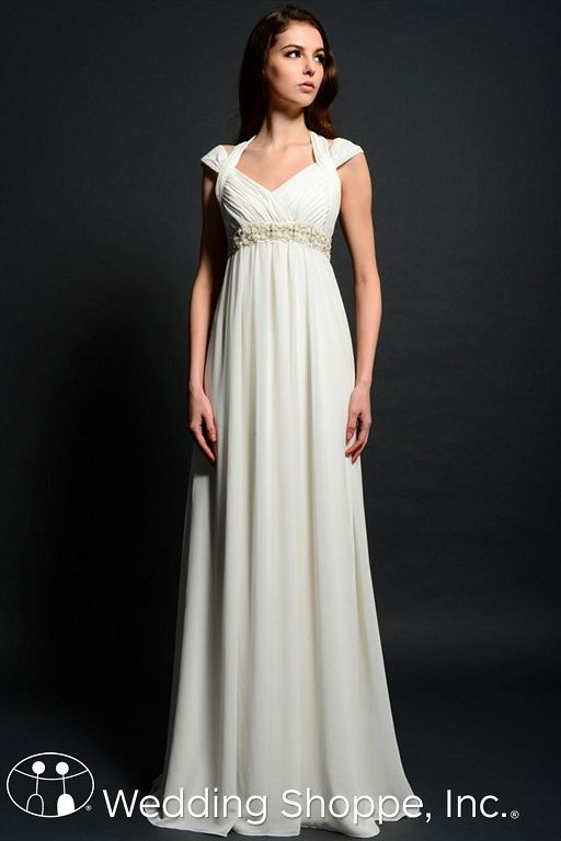 My Wedding Chat » Blog Archive Grecian Wedding Gowns: Shop Grecian wedding dresses today, at Wedding Shoppe!
