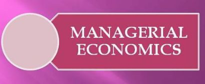 Worried about your #Managerial Economics task?