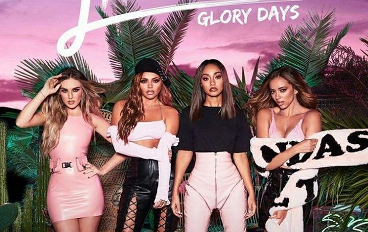 """As meninas do LittleMix , liberaram hoje (26), a prévia de uma música inédita """" Is Your Love Enough """", uma das três novas faixa..."""