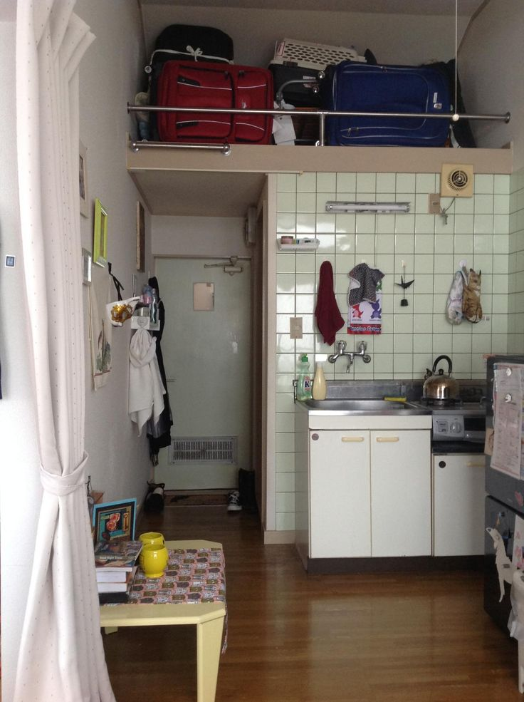 How Im Making My Teeny Tiny Japanese Apartment Feel Like Home