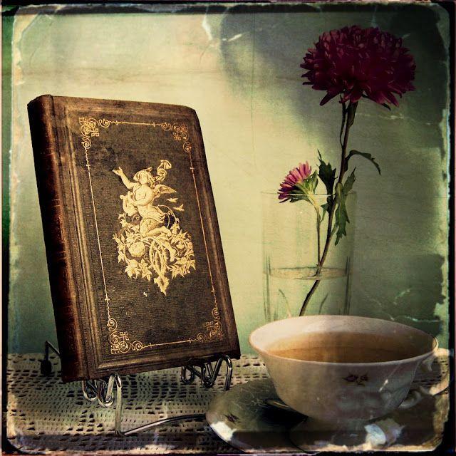 Setna strona - blog literacki: Heinrich Heine - Sämmtliche Werke #VintageBooks