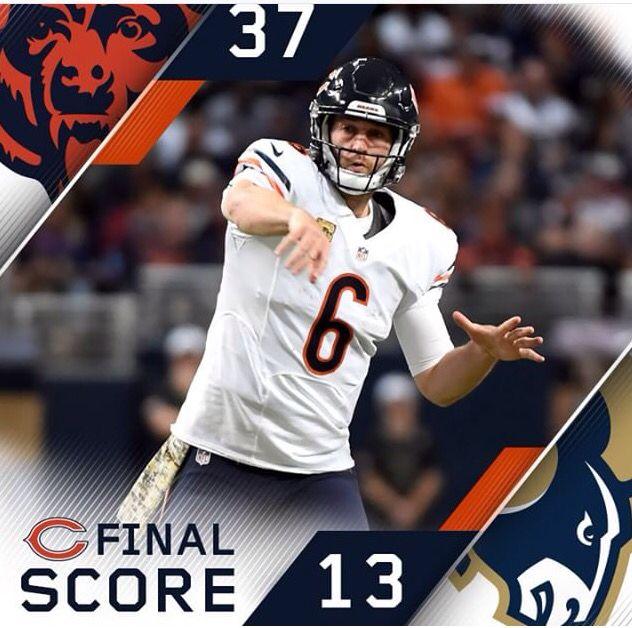 Week 10: Bears @ St. Louis Rams