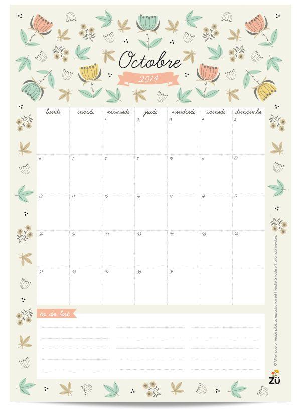 Cute Calendars