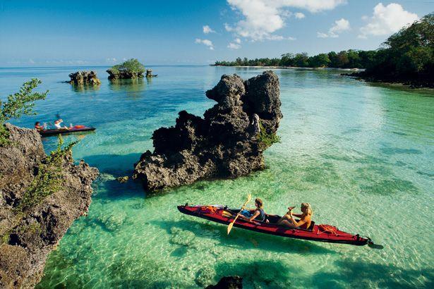 Sulawesi, Zanzibar - get us there now please!