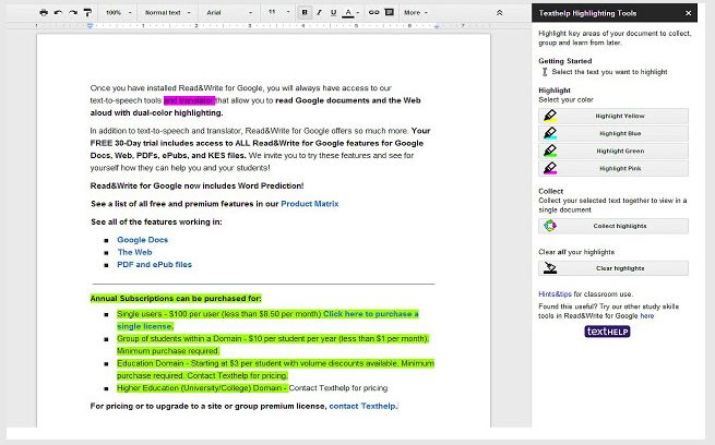 A Very Good Google Doc App for Helping Students with Their Learning ~ Educational Technology and Mobile Learning
