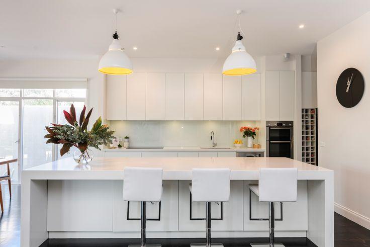Californian Bungalow Custom Designed New Home