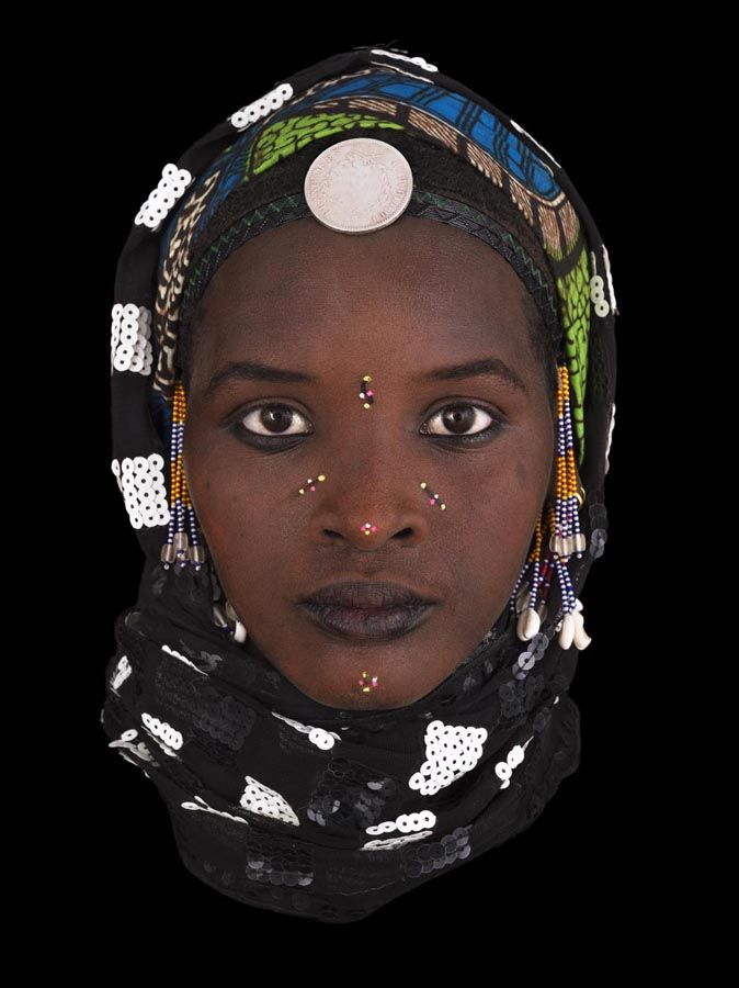 Africa | Portrait of a woman from Burkina Faso | © Antoine Schneck