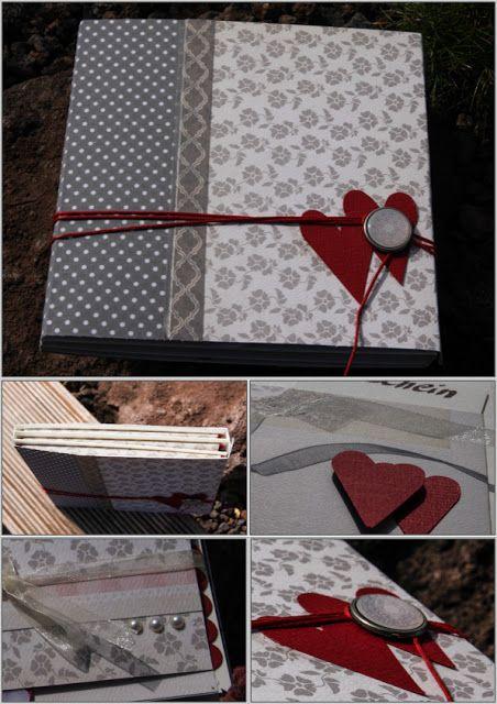steckenpferdchen gro e geschenke buch binden notizb cher alben pinterest. Black Bedroom Furniture Sets. Home Design Ideas