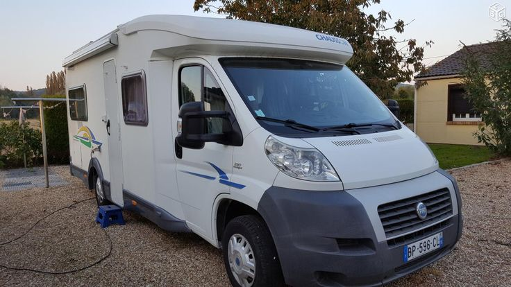 Camping car chausson flash 8