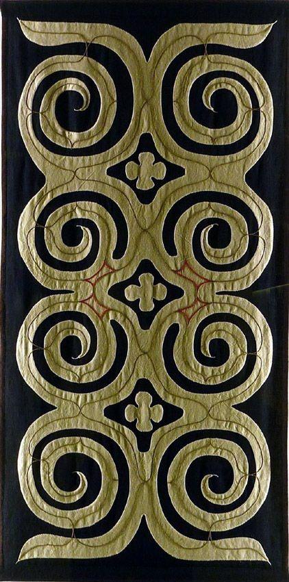 【Ainu Tribe: Japanese Race】Patterns of The Ainu