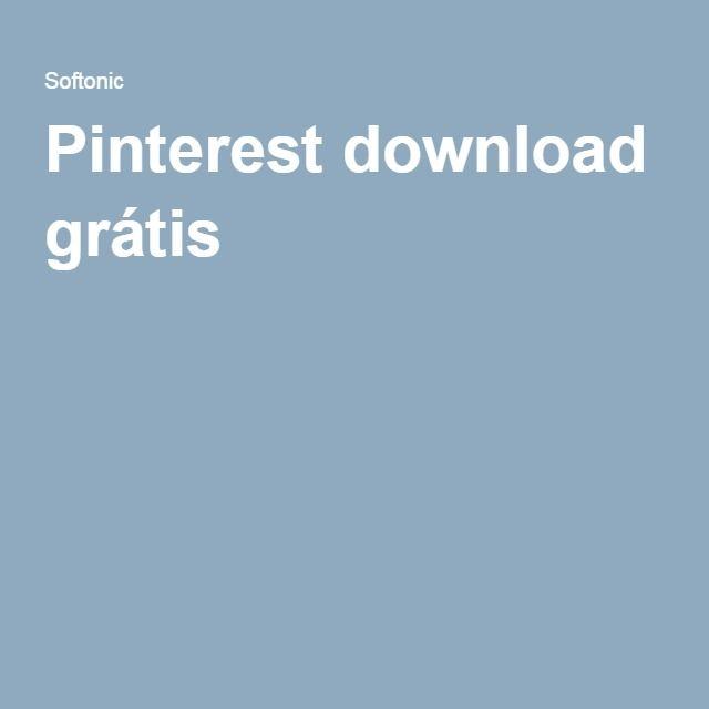 Pinterest download grátis