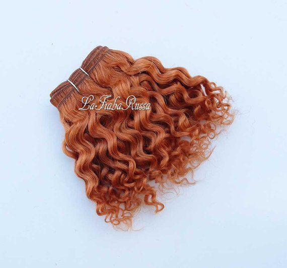 "ELEVEN COLORS!! *NEW* /'Wool Wave"" Doll Hair 100/% Wool"