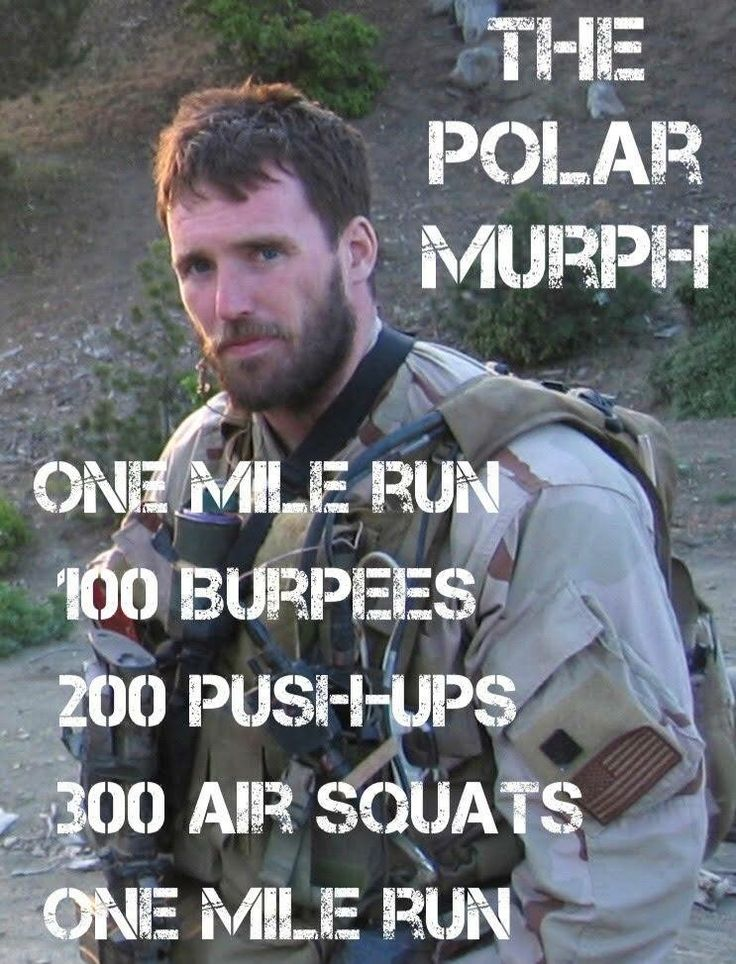 "Modified ""Polar"" MURPH"