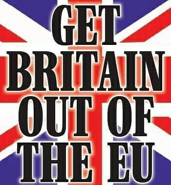 Brexit! Fantastic news! Great Britain has voted to exit the European Union!